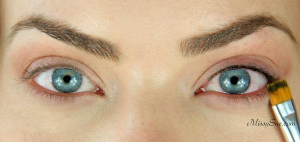 tipos de delineados de ojos
