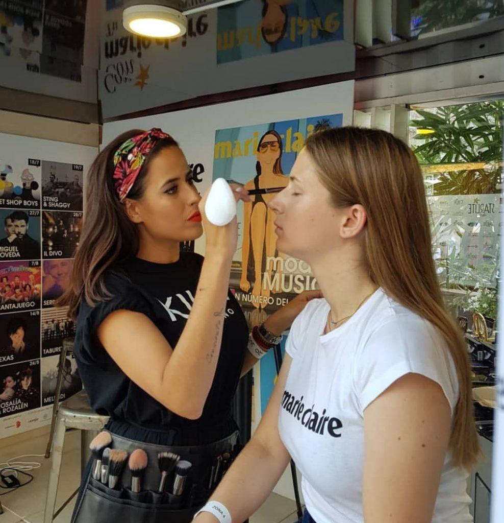Maquilladora Malaga Cursos de automaquillaje profesional Fashium