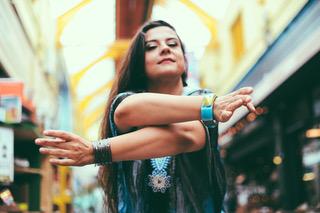 Fashium maquillaje y danza oriental
