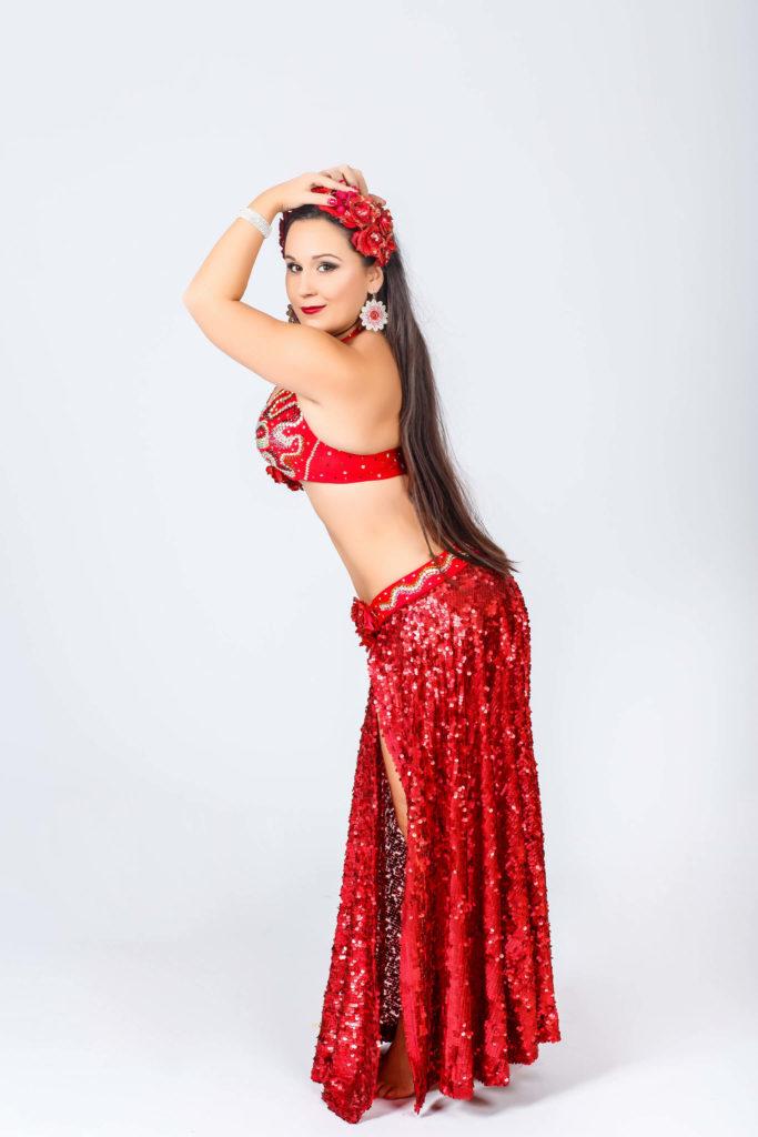 curso automaquillaje pamplona maquillaje danza oriental