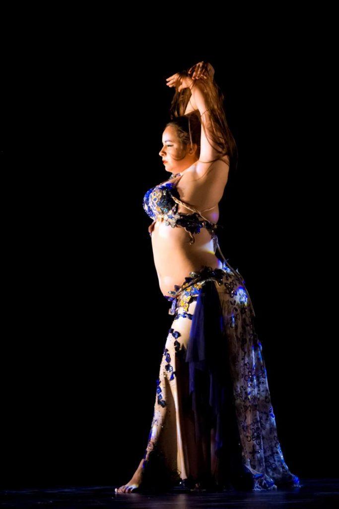 Danza oriental tenerife