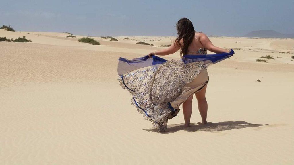 danza arabe en tenerife