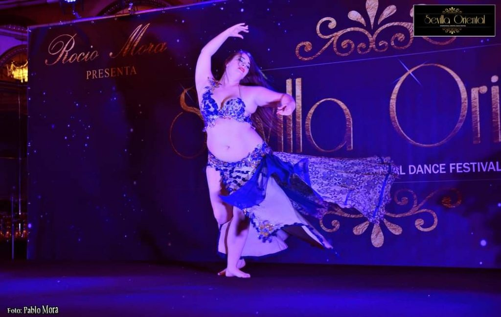danza arabe tenerife